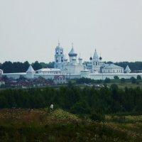 Никитский мужской монастырь в Переславле - Залесском . вид с Александровой горы... :: Galina Leskova