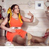 Кукла Ксюша :: vik zhavoronka