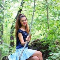 Красавица Анна :: Андрей Сидоров