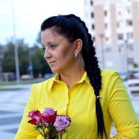 Оксана :: Кристина Милославская