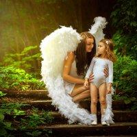 Ангел :: Анастасия Позднякова