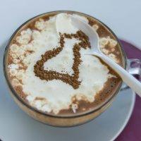 Кофе  «L'amour» :: Сергей Сотников