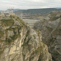 Чиркейская ГЭС :: esadesign Егерев