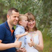 Семейное счастье... :: Иван Клёц
