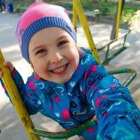 улыбка во все молочные зубы :: Владимир Агафонов