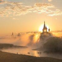 Рассвет в Дунилове :: Елена Челышева