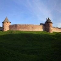 Новгородский кремль :: Anna Lubina