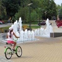 Аксайский фонтан :: Татьяна Смоляниченко