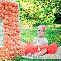 Детская фотосессия в парке :: марина алексеева
