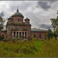 Церковь Успения Пресвятой Богородицы в Подсосино :: Дмитрий Анцыферов