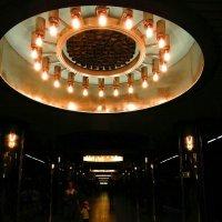 метро Екатеринбурга :: Люба Битюгина
