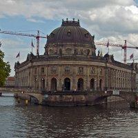 Museum Island in Berlin :: Roman Ilnytskyi