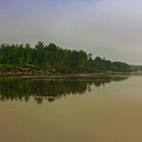 Обь. Среднее течение. :: Леонид Сергиенко