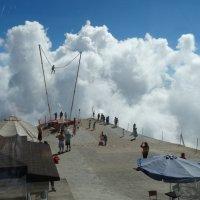 Прыжки над облаками :: svk