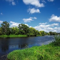 river :: Zinovi Seniak