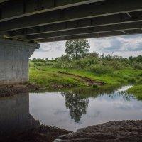 Мост через реку Питьба :: Инесса Терешина