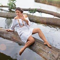 Лето у воды... ) Народное :: Райская птица Бородина