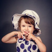 Маленькая модница :: Natalia Petrenko