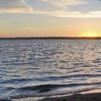 Закат на озере :: Aleksandr Ivanov67 Иванов