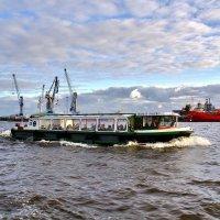 Прогулка по Гамбургским каналам :: Денис Кораблёв