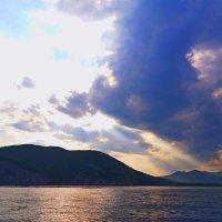 Лидовка в августовских закатах ! :: Василий Искалеев