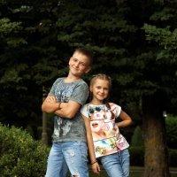 Артём и Алина :: Андрей Сидоров