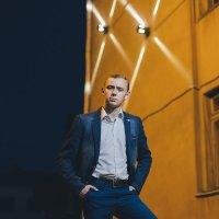 Мужской портрет :: Максим Калинин