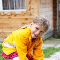 Детское счастье :: Анастасия Степанова