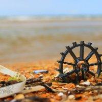 море..пляж... и мусор( :: Евгений Ромащенко