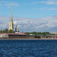 На брегах Невы. :: Сергей Бурлакин