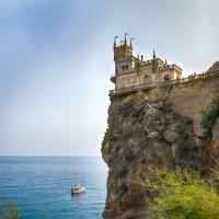 Ласточкино гнездо. Крым. :: сАха везянК