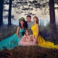 Я и Мои девочки :: Георгий Бондаренко