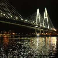 Обуховский мост :: Мария
