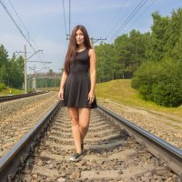 Пока нет поездов :: Дима Пискунов