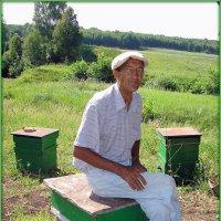 Мёд - большое подспорье в жизни отшельника :: Андрей Заломленков