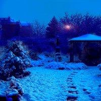 Ночь :: Николай Михайленко