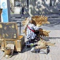 Живые скульптуры в Барселоне :: Katerina Smorodina