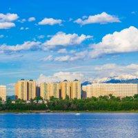 Lake Sayran :: Evgeniy Akhmatov