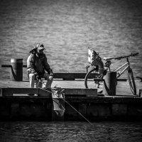 В ожидании большой рыбы :: Владимир Gorbunov