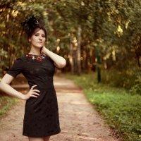Портрет в парке :: Виталий Стасов