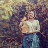 Виноградное вино! :: Ольга Егорова