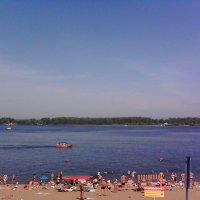 Городской пляж :: марина ковшова