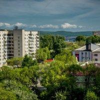 Комсомольск-на-Амуре! :: Ирина Антоновна