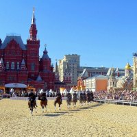 На Красной площади :: иван