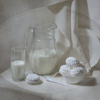 С зефиром и молоком :: Evgeniy Belkov
