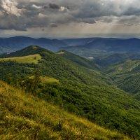 В горах :: Андрей Дворников