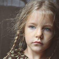 Дочурка :: Elena Fokina