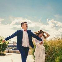 Свадебная прогулка :: Владимир Будков