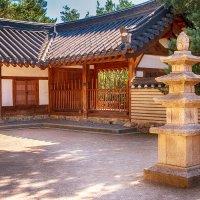Дом в корейском стиле :: Татьяна Каримова