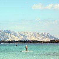 Девушка с веслом :: Ирина C